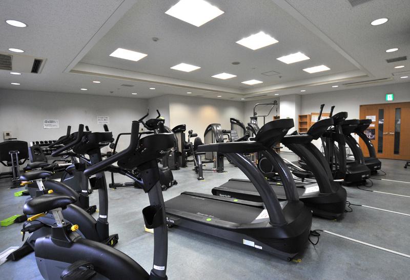 トレーニング室(2F)